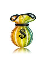 JAG Glass Money Bag Dichro Slurper Cap (i) by JAG
