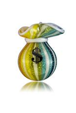 JAG Glass Money Bag Dichro Slurper Cap B by JAG