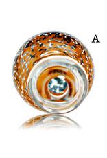 Keebler BATCH.420 25mm Frit Bubble Cap by Keebler