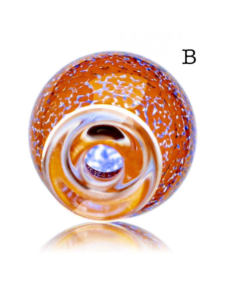 Keebler BATCH.555 25mm Frit Bubble Cap by Keebler