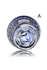 Keebler BATCH.101 25mm Frit Bubble Cap by Keebler
