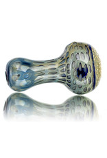 """Dina K 4"""" Glass Dry Pipe (A) Double Window Implosion by Dina K"""