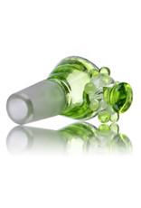 Fidget Glass 14mm Glass Bong Bowl Slide Fidget Spinner (B) CRIPPY by Fidget Glass