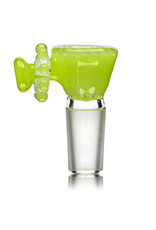 Fidget Glass 14mm Glass Bong Bowl Slide Fidget Spinner (H) ANTIDOTE by Fidget Glass