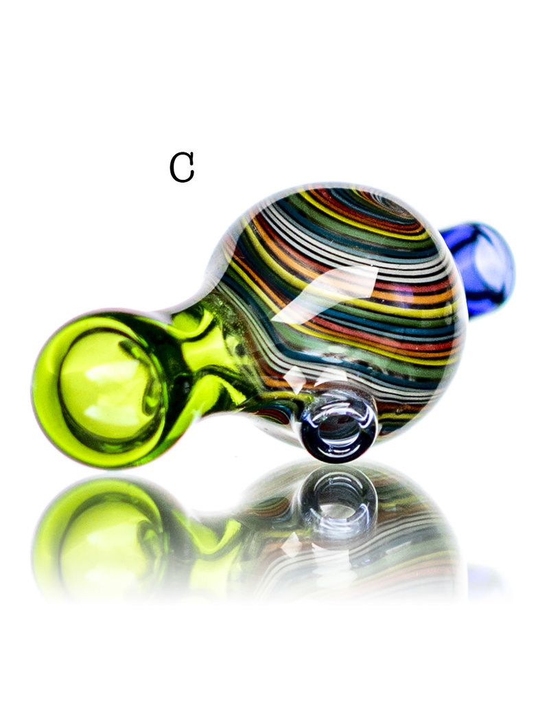 Keith Engelmann BATCH.420 25mm Multi Section Bubble Cap by Keith Engelmann