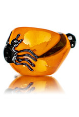 """DOCTOBER 2020 4"""" Spider Pipe KC GLASS"""