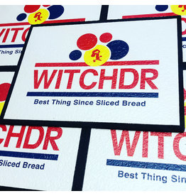 Witch DR Best Thing Since Sliced Bread Witch DR Moodmat