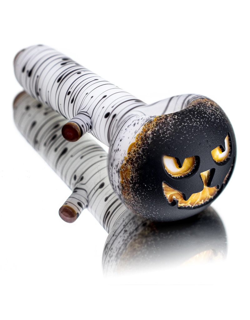 """Witch DR DOCTOBER 2020 Frosted 5"""" Classic Birch Dark Lantern Dry Pipe B by Witch DR"""