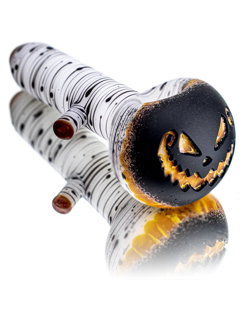 """Witch DR DOCTOBER 2020 Frosted 5"""" Classic Birch Dark Lantern Dry Pipe D by Witch DR"""