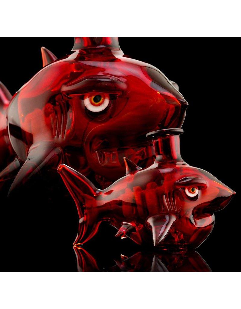Niko Cray Niko Cray Pomegranate Hollow Skeleton Shark