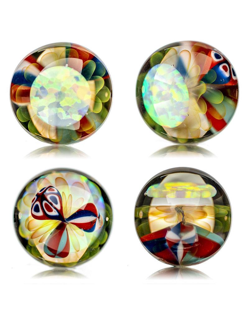 Hollinger Slurper Carb Cap Marble (G) by Hollinger
