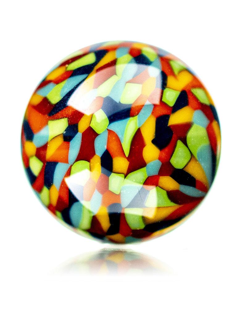 Hollinger Slurper Carb Cap Marble (D) by Hollinger