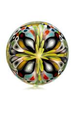 Hollinger Slurper Carb Cap Marble (C) by Hollinger