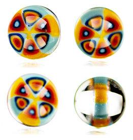 Hollinger Hollinger Bullseye Pin Wheel Terp Pearl