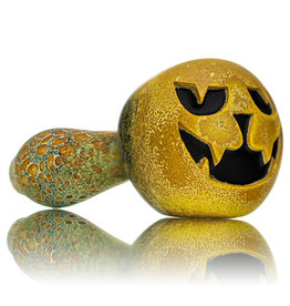 "Witch DR DOCTOBER 2020 5"" Stone Tech x Witch DR Frosted Glass Dry Pumpkin Pipe (N)"