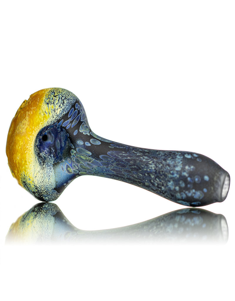 "Witch DR DOCTOBER 2020 5"" Stone Tech x Witch DR Frosted Glass Dry Pumpkin Pipe (J)"