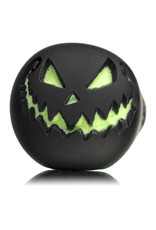 """Witch DR DOCTOBER 2020 5"""" Stone Tech x Witch DR Frosted Glass Dry Pumpkin Pipe (M)"""
