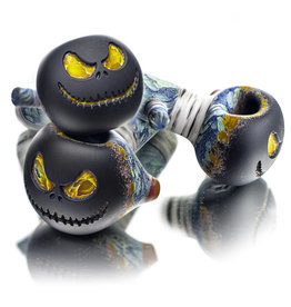 """Witch DR DOCtober 2020 BATCH 4"""" Stick & Stones Betula JACK Pipe by Stonetech & Witch DR"""