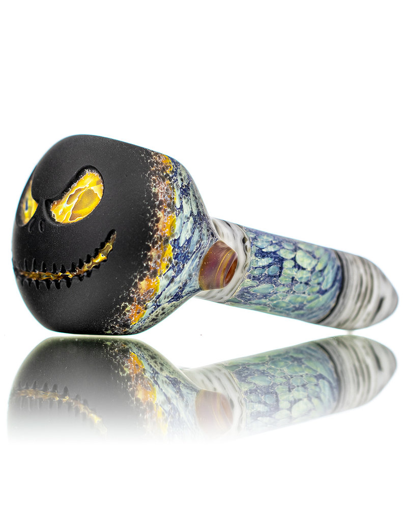 "Witch DR DOCtober 2020 BATCH 4"" Stick & Stones Betula JACK Pipe by Stonetech & Witch DR"