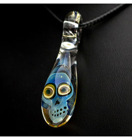 Ginny Snodgrass-Gietl Glass Pendant with UV Accents (F) by Ginny Snodgrass-Gietl SFG.2020