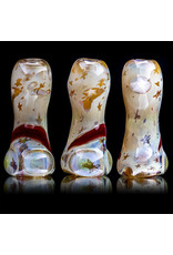 Bob Snodgrass UV Accented Glass Pendant Bead (F) by Bob Snodgrass SFG.2020