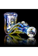 "Jonathan Gietl 4"" Glass Pipe DRY Jonathan Gietl Minute Pipe SFG.2020"