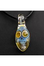 Ginny Snodgrass-Gietl Glass Pendant with UV Accents (E) by Ginny Snodgrass-Gietl SFG.2020