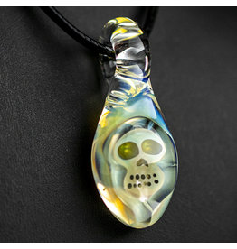 Ginny Snodgrass-Gietl Glass Pendant with UV Accents (D) by Ginny Snodgrass-Gietl SFG.2020