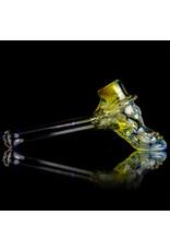"Bob Snodgrass 5"" Glass Pipe DRY Top Hat #6 by Bob Snodgrass SFG.2020"