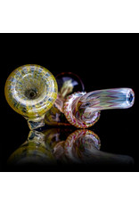 "Evan Cals 5"" Glass Pipe Dry Fume Upright Sherlock (E) by Evan Cals"