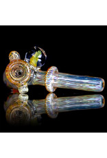 "Evan Cals 6"" Glass Hammer Pipe DRY Fume Hammer (G) by Evan Cals"