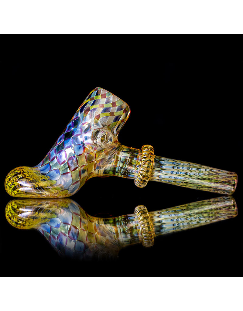 """Evan Cals 6"""" Glass Hammer Pipe DRY Fume Hammer (E) by Evan Cals"""