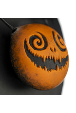 Witch DR DOCtober 2020 Frosted Large Orange Fit Pendant A by Witch DR