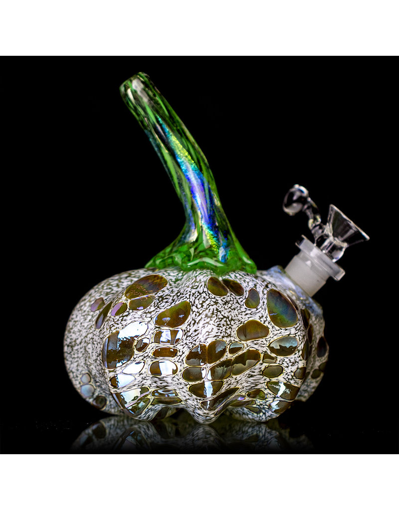 "Special K 6"" Special K Soft Glass Water Bong Fume Pumpkin (A)"