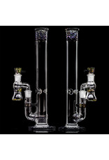 """Witch DR 15"""" Heady Topper Bong with matching Slide and Dry Catcher Witch Dr Studio"""