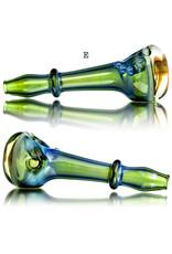 "BATCH.420 5"" Glass Pipe Mushroom Window Pipe by KD"
