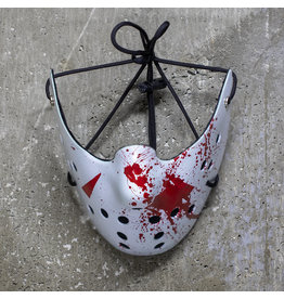 SOLD Friday the 13th Jason  Mask Uncle Boogieman Creations (A)