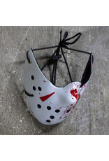 Friday the 13th Jason  Mask Uncle Boogieman Creations (A)