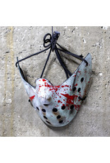 Friday the 13th Jason  Mask Uncle Boogieman Creations (C)