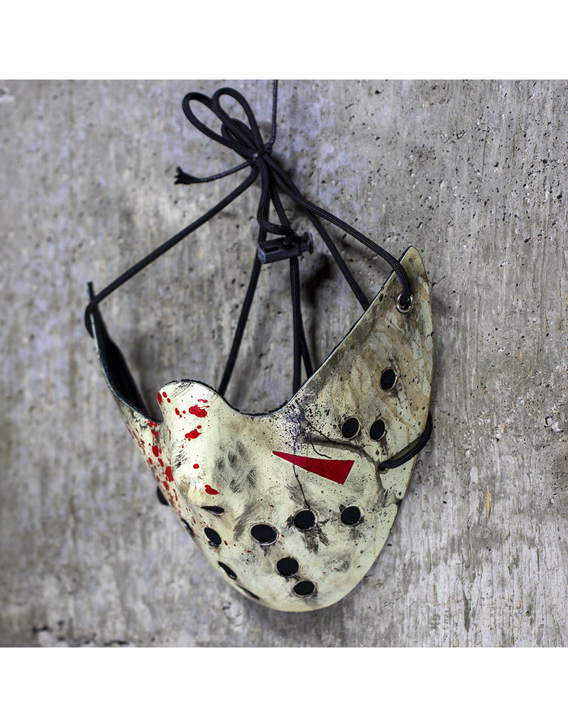 Friday the 13th Jason  Mask Uncle Boogieman Creations (E)