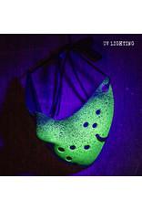 Friday the 13th UV Reactive Jason  Mask Uncle Boogieman Creations (G)