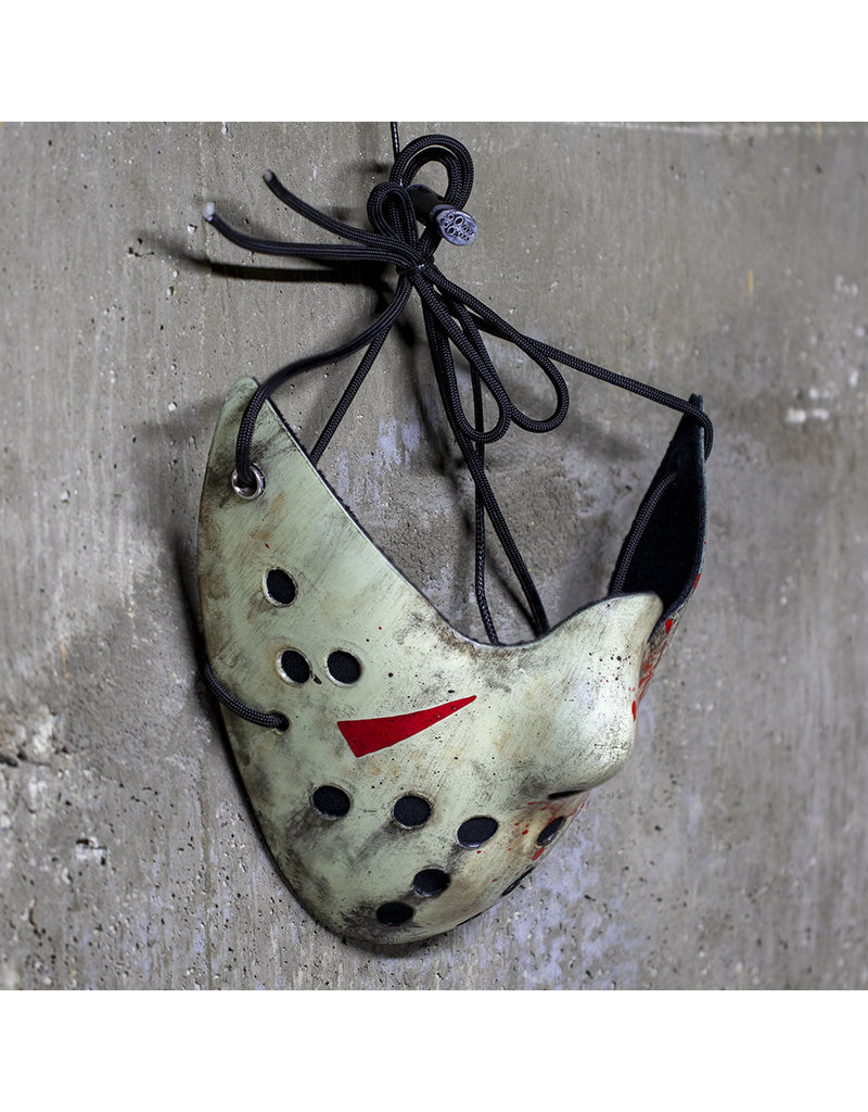 Friday the 13th Jason  Mask Uncle Boogieman Creations (H)