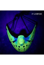 Friday the 13th UV Reactive Jason  Mask Uncle Boogieman Creations (i)