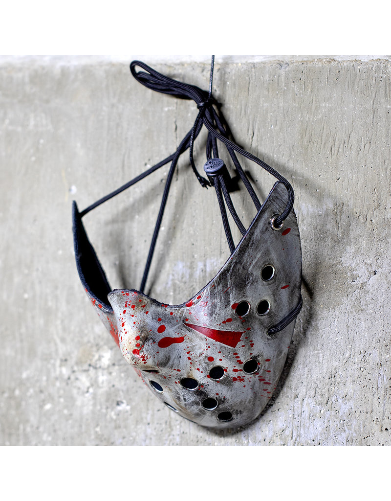 Friday the 13th Jason  Mask Uncle Boogieman Creations (J)