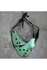 Friday the 13th UV Reactive Jason  Mask Uncle Boogieman Creations (K}
