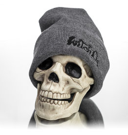 Witch DR Witch DR Embroidered Fleece Lined Beanie GRAY (other colors available)