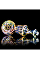 """5"""" Glass Dry Pipe ISO Fume Hammer (C) by Sully Reynolds"""