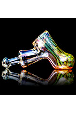 "5"" Glass Dry Pipe ISO Fume Hammer (D) by Sully Reynolds"