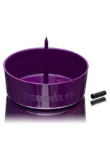 "2020 4"" Debowler The Original Spiked Ashtray Purple"