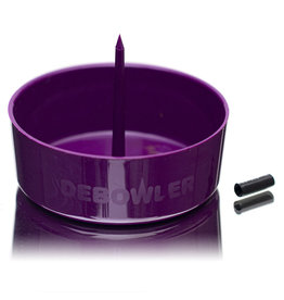 "2020 4"" Debowler The Original Spiked Ashtray Purple"